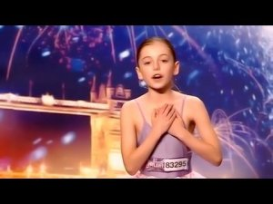 A Young Girl Dances On Stage and Absolutely Shocks The Grumpiest Judge!