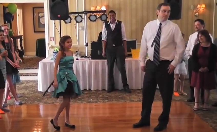 There Is Nothing Better Than A Father Daughter Dance Whether Its At Wedding Bat Mitzvah Or Just Special Birthday Everyone Watching Goes Aw