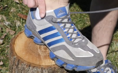This One Extra Shoelace Hole Life Hack Is Awesome.
