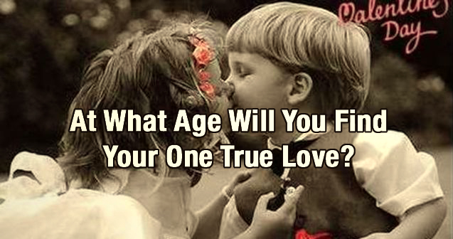 What Age Will I Find Love