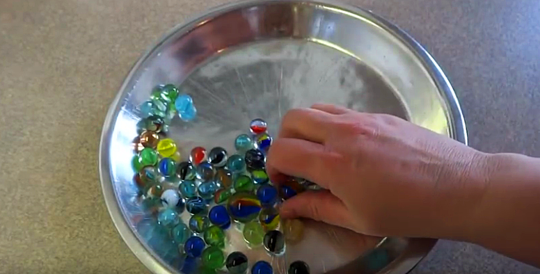 Diy How To Make Stunning Fried Marbles
