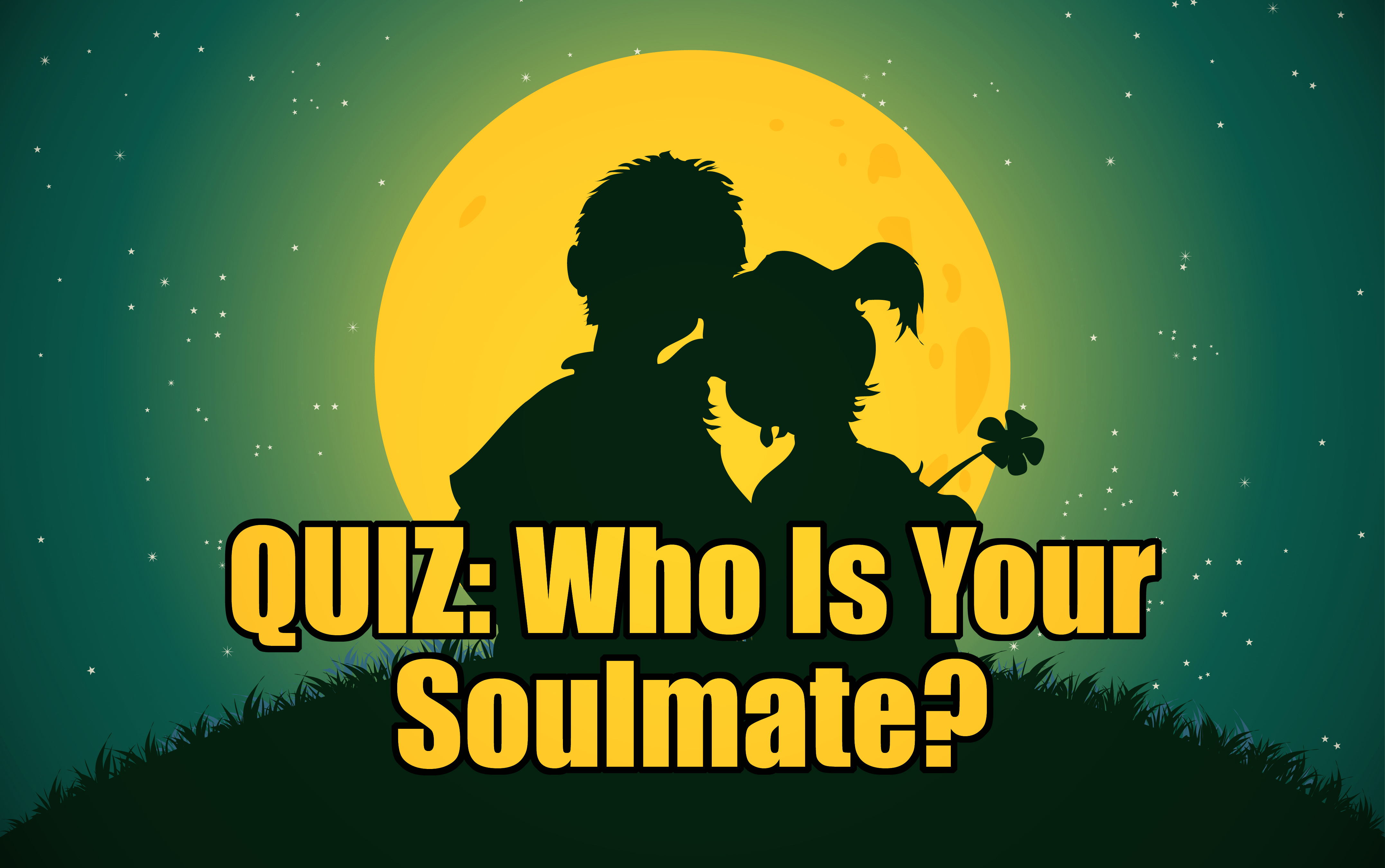 Quiz: Who Is Your Soulmate? - Newegy | 4306 x 2700 jpeg 1792kB