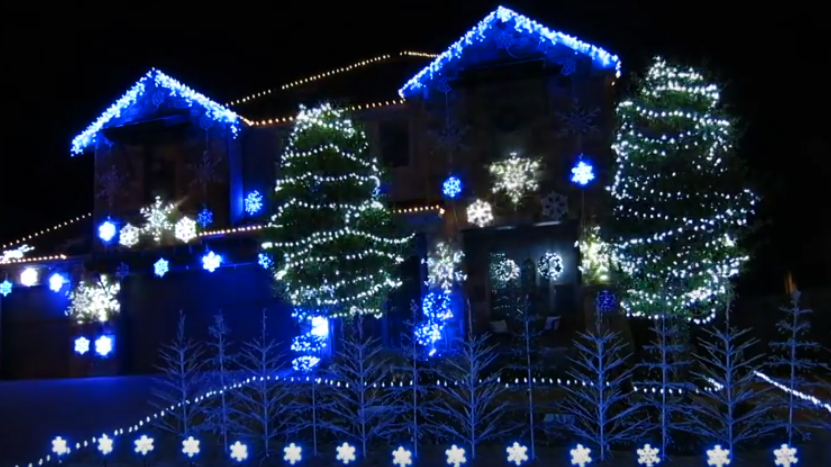 the best christmas light show ever sdfsdfeefefefefeffeefeefeefefef - Best Christmas Light Show