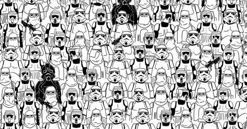 QUIZ: Can You Find The Hidden Panda? Star Wars Version!