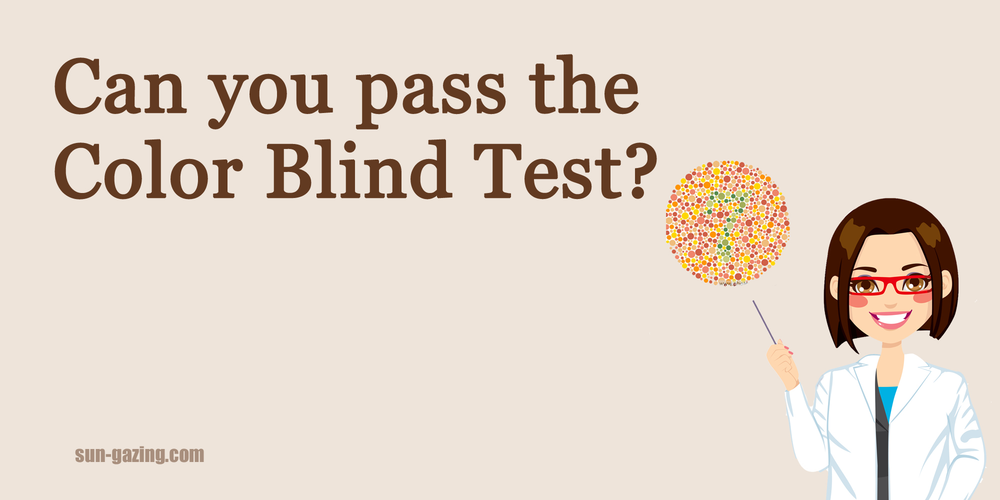 Can you pass the Color Blind Test