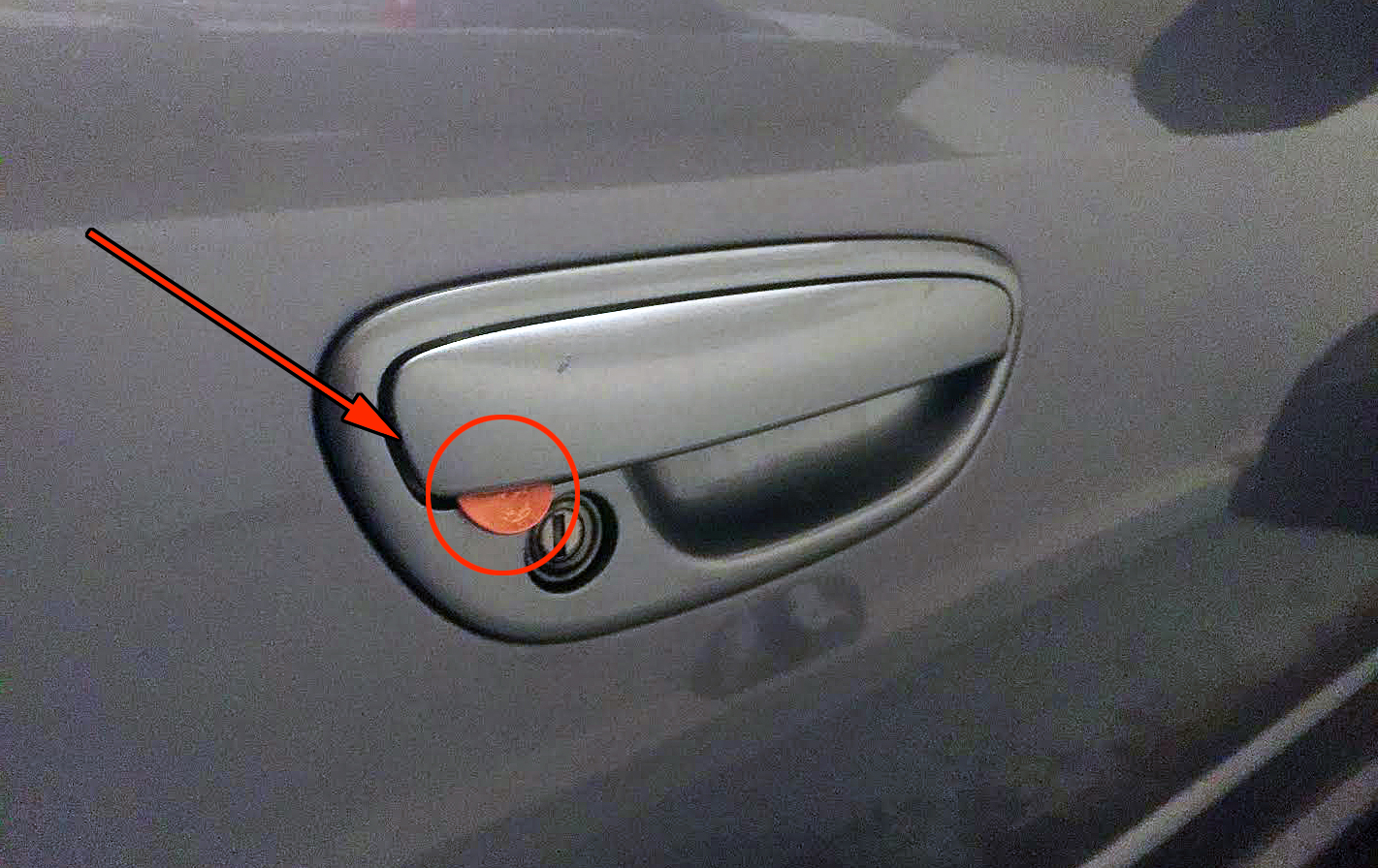 f33f3f3ff3f3f3f33ff3f3 & If You See A Penny Placed In Your Car Door Handle THIS Is What It ...