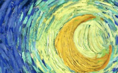 The Hidden Science Behind The Iconic Painting 'Starry Night' By Vincent Van Gogh