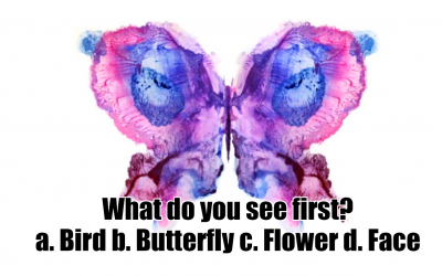 This Inkblot Test Will Reveal If You Are Dreamer, Believer, Free Spirit, Genius, Or Surrealist