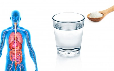 You Should Drink A Cup Of Warm Salt Water 1x A Day For A Week In The AM On An Empty Stomach