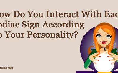 QUIZ: How Do You Interact With Each Zodiac Sign According To Your Personality?