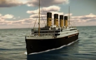 VIDEO 3D Tour: The Brand New Replicated Original Titanic Hitting The Seas In 2018! WOW!