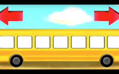 Puzzle: Can Figure Out Which Way This Bus Is Traveling?