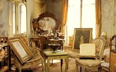 This Home Was Abandoned 70 Years Ago In Paris And Remained Untouched. What They Find Inside? WOW!