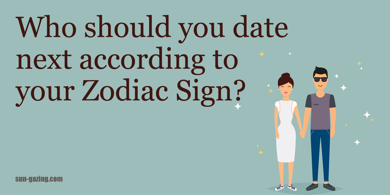Love Compatibility (Sun Sign Match Making)