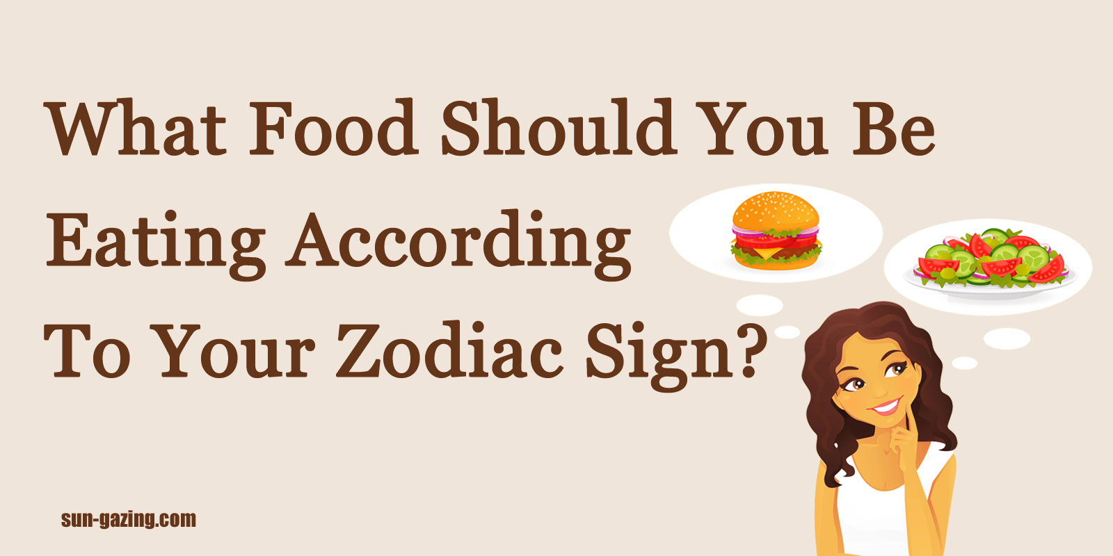 What food should you be eating according to your zodiac sign for Cuisine you eat with your hands