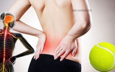 If You Suffer Daily From Lower Back and Sciatica Pain Stop It Just Using a Tennis Ball