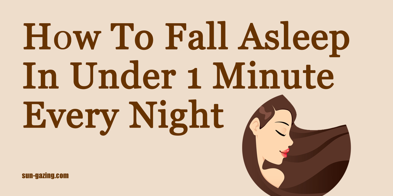 Do you have problems passing out this is how you can fall asleep this is how you can fall asleep in less than 1 minute each night ccuart Gallery