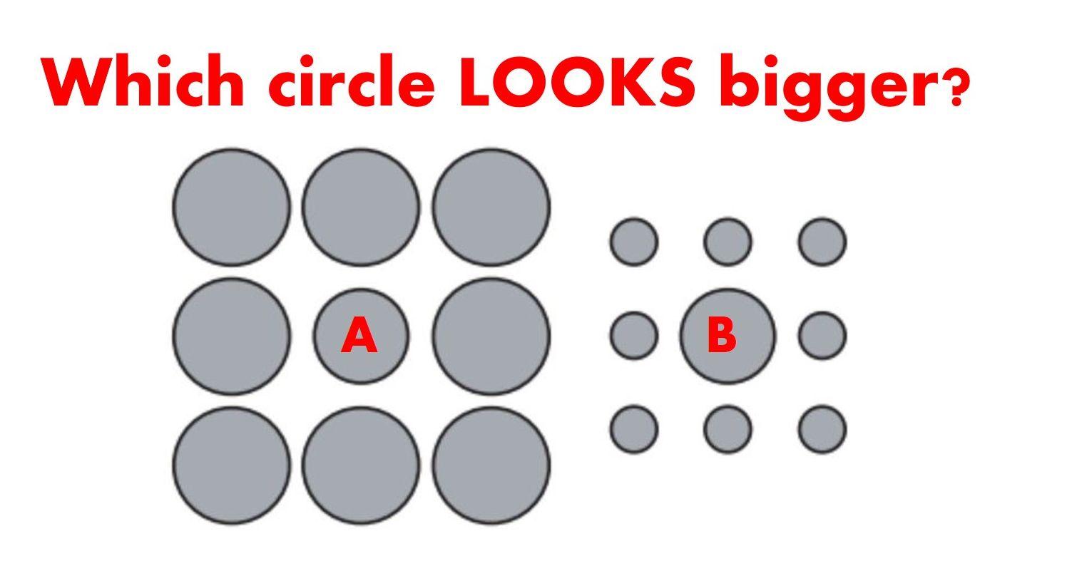 optical illusion test quiz playbuzz brain perception think gazing sun pass via