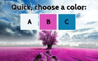 Quiz: This Beautiful Color Test Will Reveal Your True Personality Traits