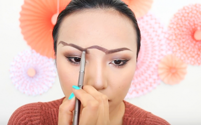A Trippy Mind Confusing Makeup Tutorial. Have You Ever Seen Anything Like This?