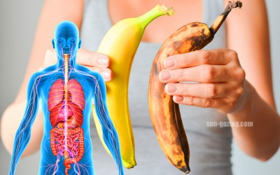 10 Benefits of Eating 2 Black-Spotted Bananas Twice a Day. Good To Know.
