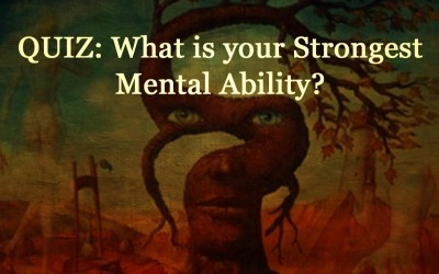 What Mental Ability Is Your Greatest Strength? Find Out..