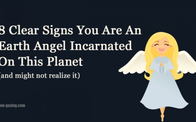 8 Clear Signs You Are An Earth Angel Incarnated On This Planet