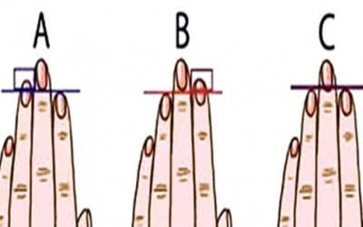 Apparently This Is What Your Finger Length Reveals About You