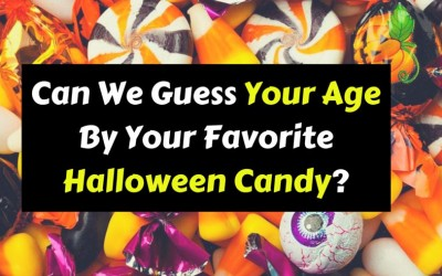 Take The Halloween Candy Age Test Below! Happy Halloween Everyone!