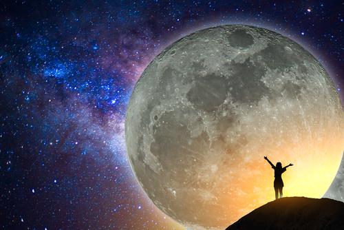 Rare Super Moon In Virgo: Prepare For a Huge Energy Shift On February 19 2019