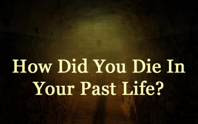 Quiz: Do You Know How You Died In Your Past Life? Let's Find Out..