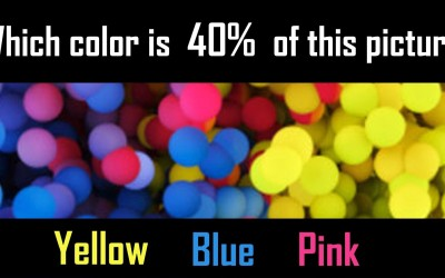 Quiz: Only 3% of People Can See The Colors In The Following Patterns. Can You?