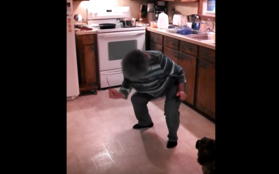 Granny Gets Down With The Best Dance Moves Ever.
