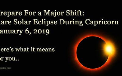 Solar Eclipse In Capricorn: Get Ready For A Major Energy Shift On January 6 2019