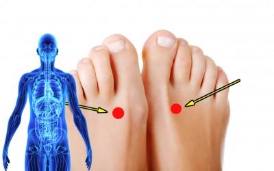 6 Amazing Health Benefits Of Doing Foot Acupressure