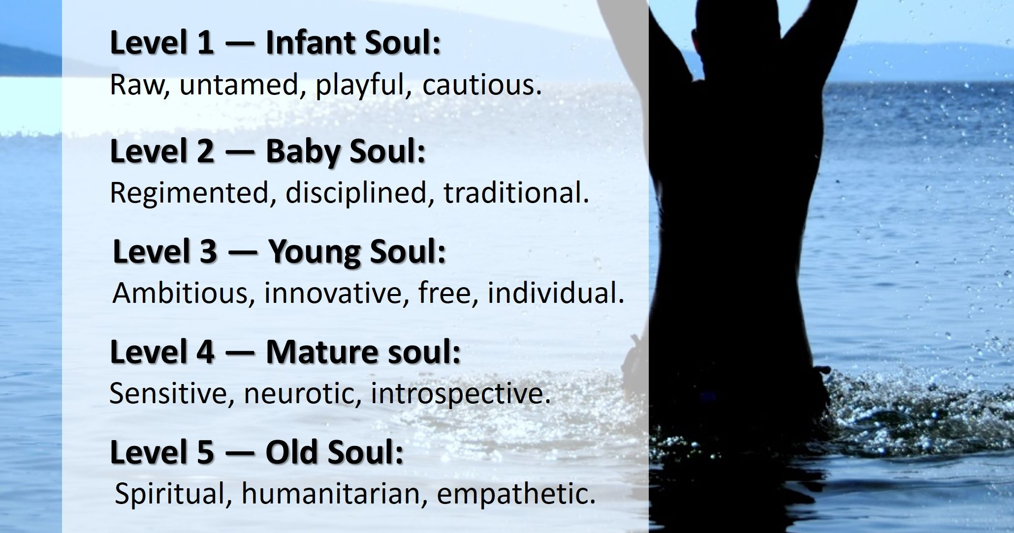 Quiz: What Level Of Maturity Is Your Soul?