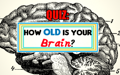How Old Is Your Brain? Find Out Below