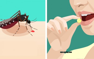 Taking This Vitamin Will Stop Mosquitoes From Biting You This Year