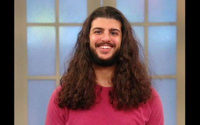 He Didn't Cut His Hair For Over 6 Years, But He Gets a Makeover and Has a Stunning Transformation
