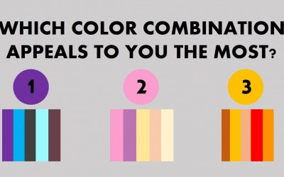Quiz: What Is Your Actual Emotional State Based On This Color Test? Find Out Below..