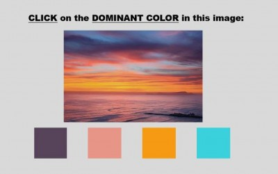 What Is The Actual Color Of Your Future? Take The Quiz and Find Out.