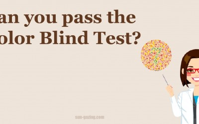 Are You Able To Pass This Color Blind Test? Find Out Below