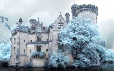 This Castle Was Abandoned and Untouched Since 1932, But Wait Til You See The Inside