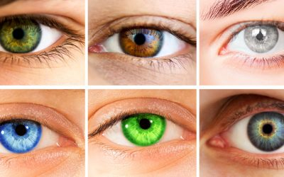 Your Eyes Are The Windows To Your Soul: But What Do The Colors Really Mean?