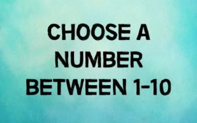 We Can Read Your Mind and Guess The Number You Are Thinking Of. Don't Believe Us? Find Out Below.