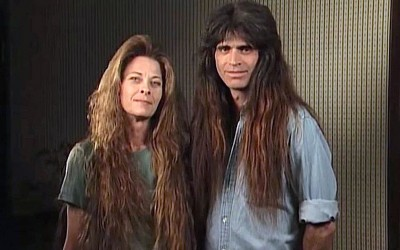They Refused To Cut Their Hair For 18 Years. But They Get a Make Over and Look So Different Now.