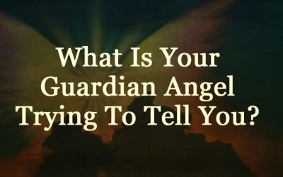What Message Is Your Guardian Angel Trying To Communicate To You?