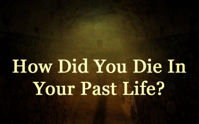 Quiz: How Did You Actually Die In Your Past Life. Take The Quiz Below and Let Us Know Your Results In The Comments.