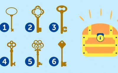 Quiz: Pick a Key To Determine What It Reveals About Your Personality