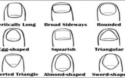 Which Finger Nails Shape and Size Are You? The Answer Will Reveal Things About Your True Personality.